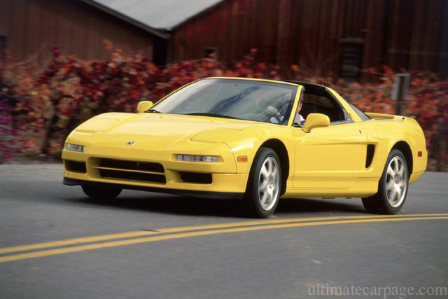 Click here to open the Acura NSX-T 3.2 gallery