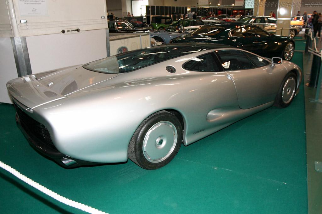 Jaguar XJ220 Prototype
