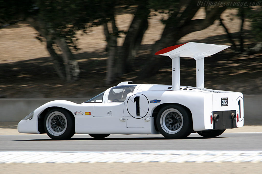Chaparral 2F Chevrolet - Chassis: 2F002   - 2005 Monterey Historic Automobile Races
