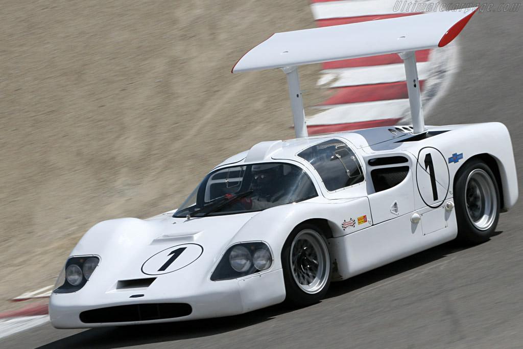 Chaparral 2F Chevrolet - Chassis: 2F002   - 2005 Monterey Historic Automobile Races