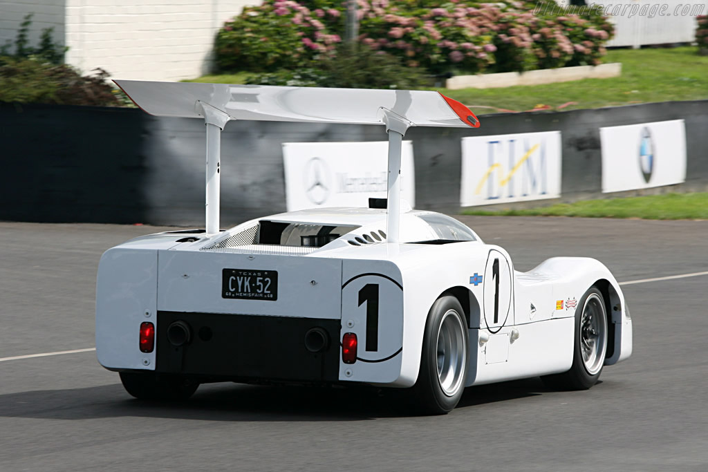 Chaparral 2F Chevrolet - Chassis: 2F002   - 2006 Goodwood Revival