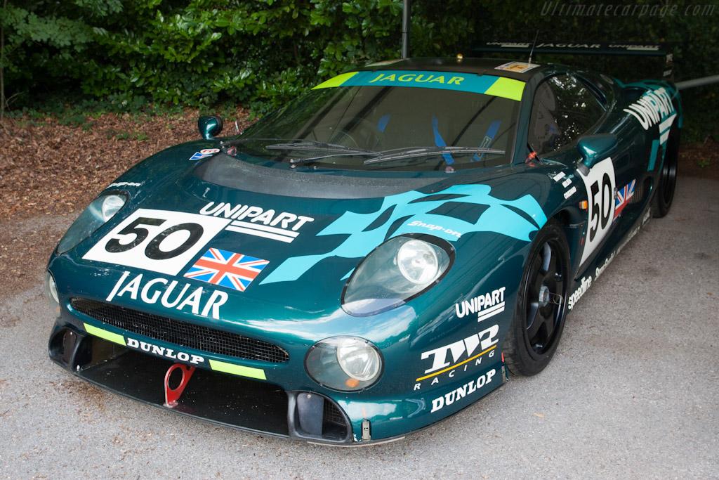 Jaguar XJ220C - Chassis: 002   - 2011 Goodwood Festival of Speed