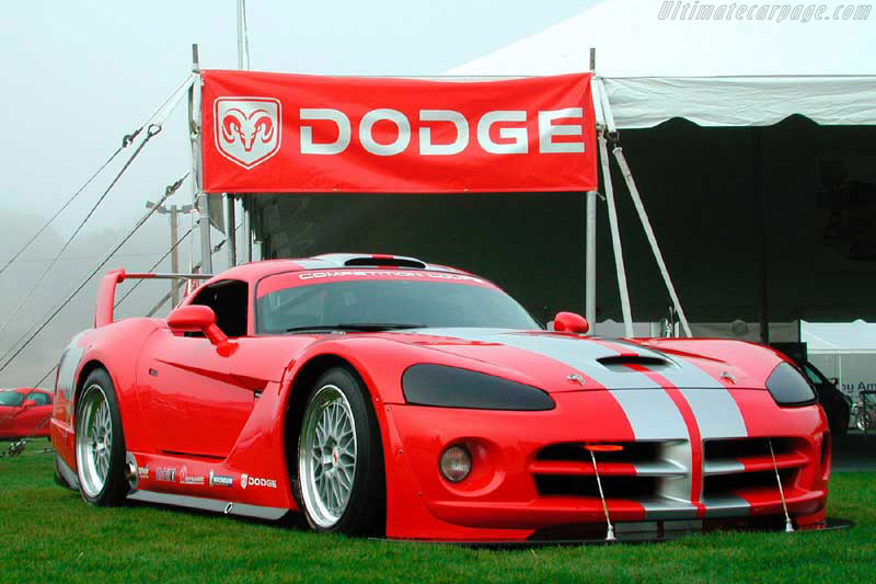 Click here to open the Dodge Viper Competition Coupe gallery