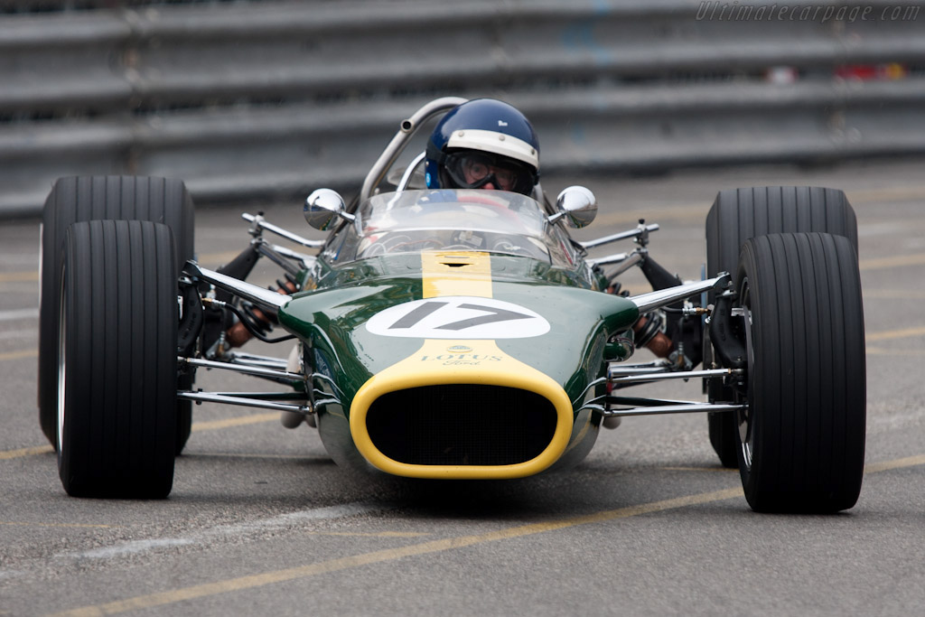 1967 Lotus 49 Cosworth Images Specifications And