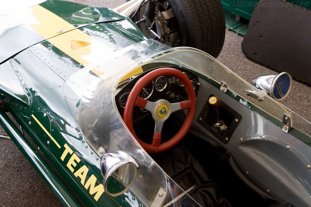 Lotus 49 Cosworth - Chassis: R3   - 2008 Goodwood Festival of Speed