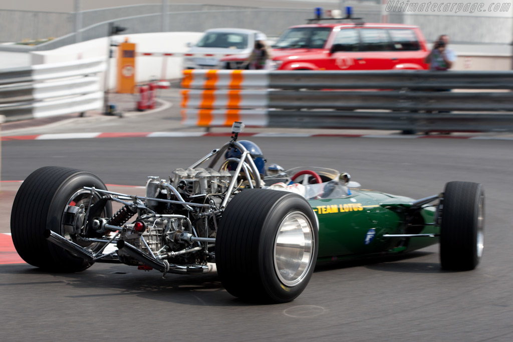 Lotus 49 Cosworth - Chassis: R2  - 2010 Monaco Historic Grand Prix