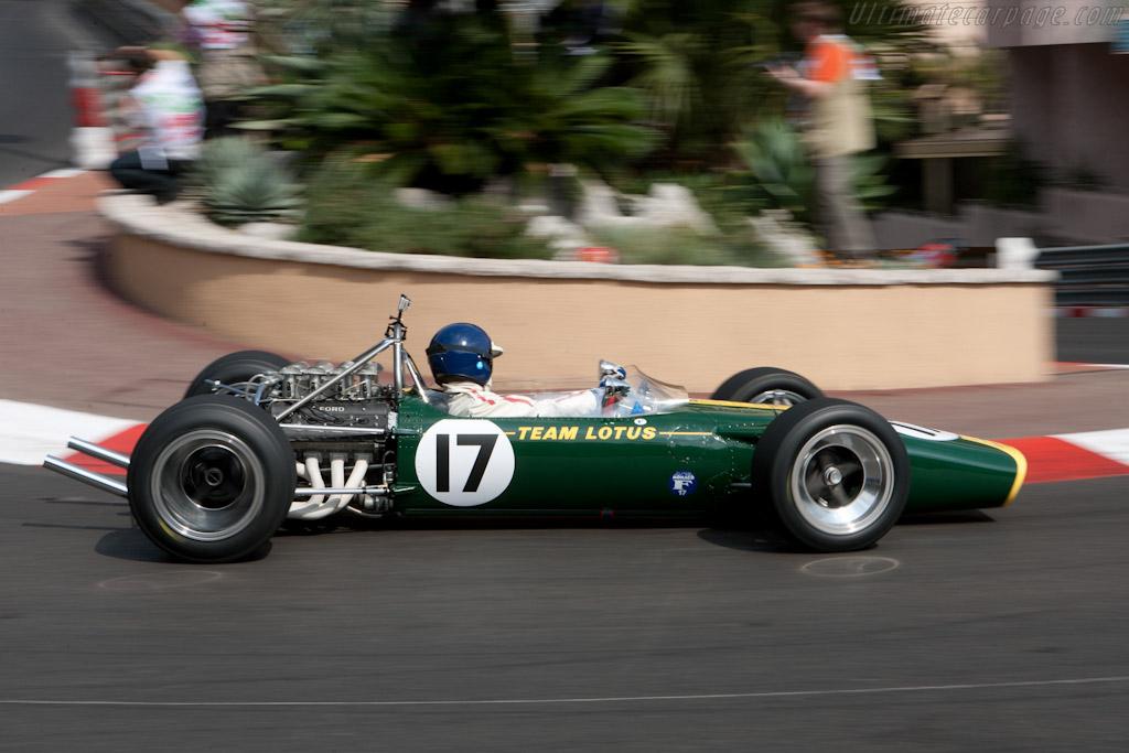 Lotus 49 Cosworth - Chassis: R2   - 2010 Monaco Historic Grand Prix