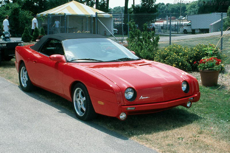 Click here to open the Avanti Convertible gallery