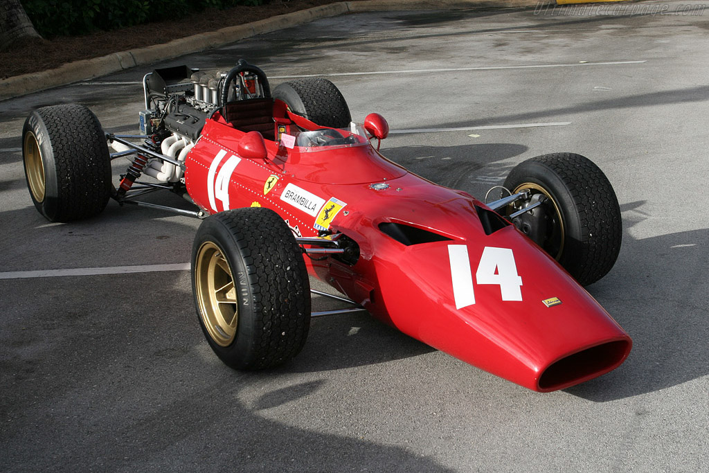 Click here to open the Ferrari Dino 166 F2 gallery