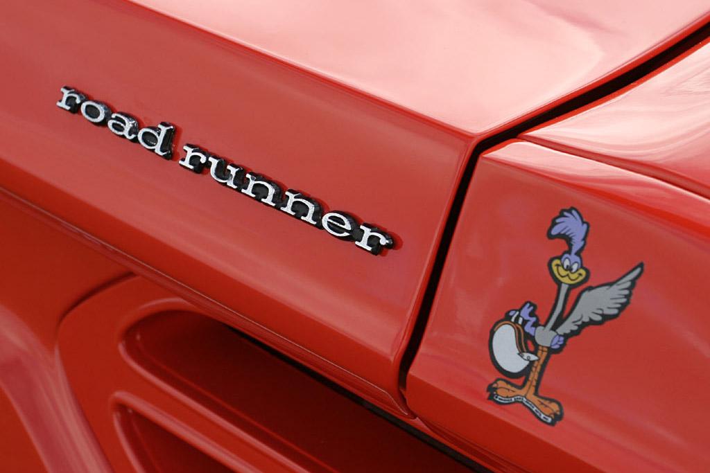 Plymouth Road Runner Superbird    - 2006 Palm Beach International, a Concours d'Elegance
