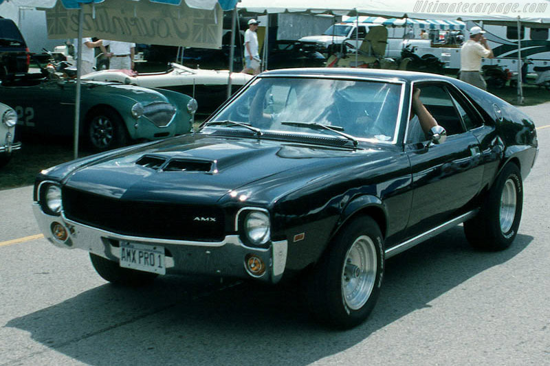 Click here to open the AMC AMX gallery