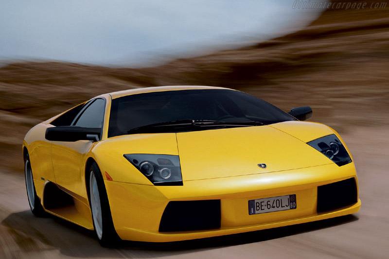 Lamborghini Murci 233 Lago