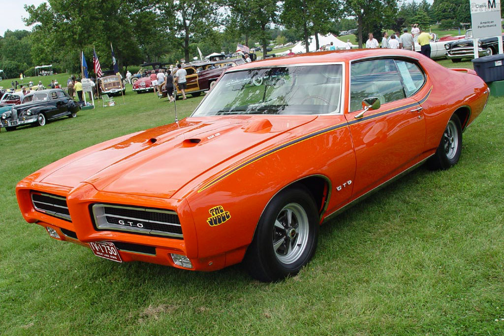 1969 Pontiac GTO Judge Ram Air III - Images, Specifications and ...