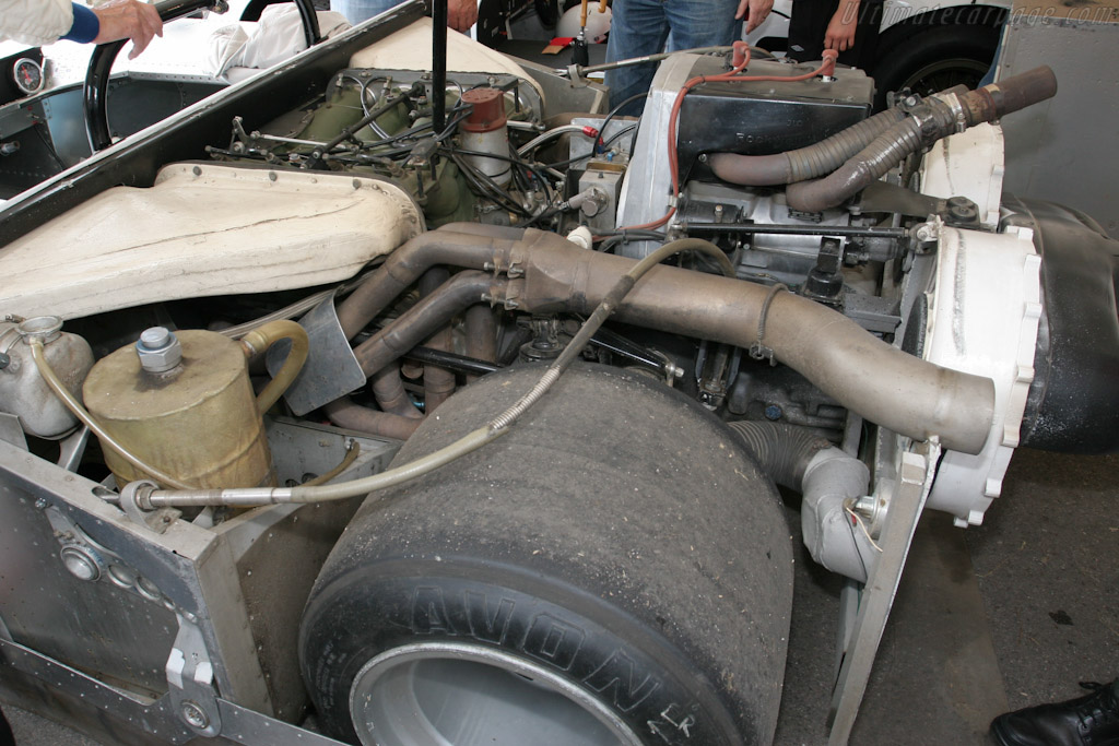 Chaparral 2J Chevrolet - Chassis: 2J001   - 2007 Goodwood Festival of Speed