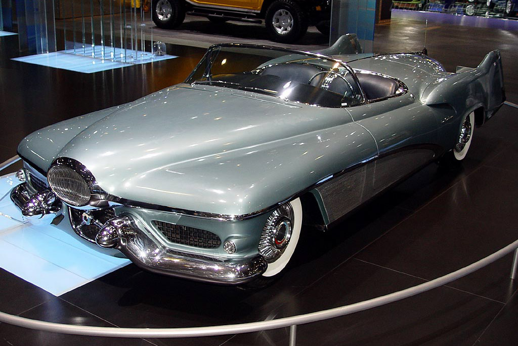 Click here to open the Buick Le Sabre Concept gallery