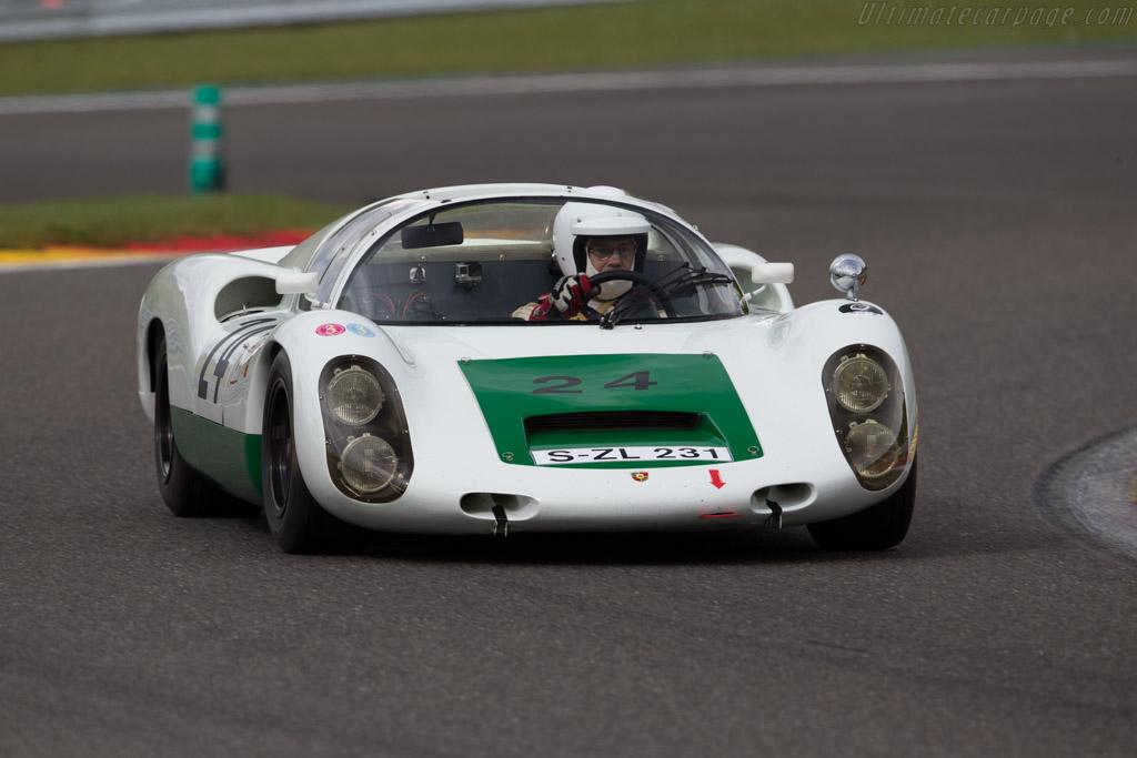 Porsche 910 - Chassis: 910-005   - 2017 Spa Classic