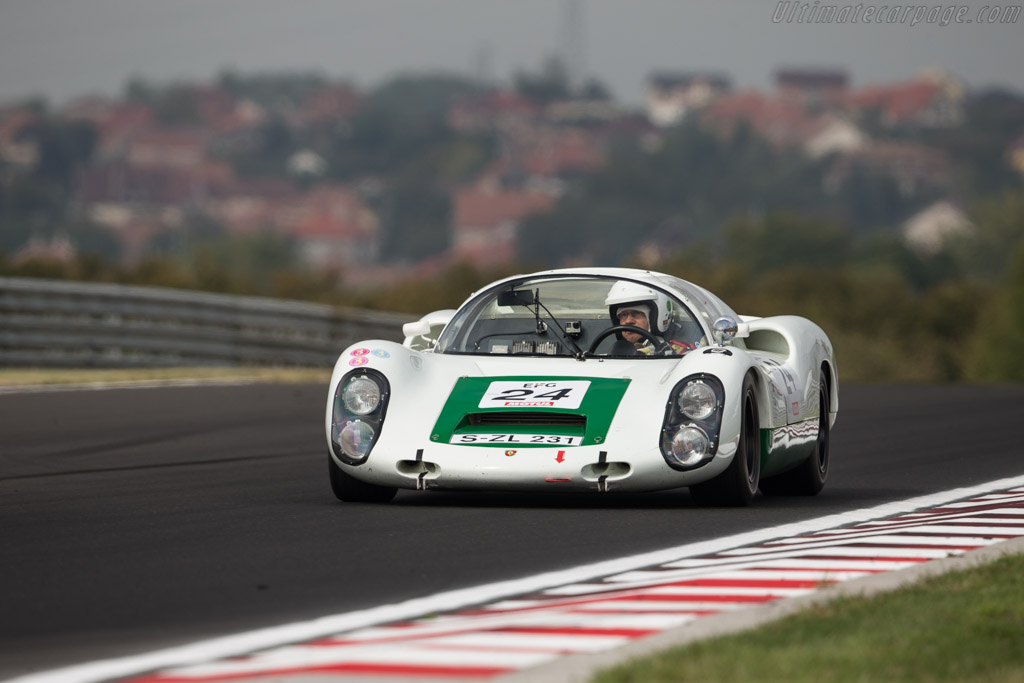 Porsche 910 - Chassis: 910-005   - 2017 Hungaroring Classic