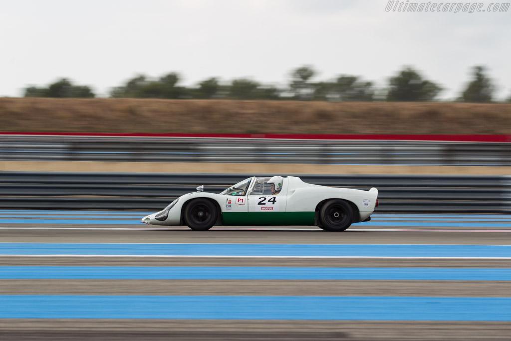 Porsche 910 - Chassis: 910-005   - 2017 Dix Mille Tours