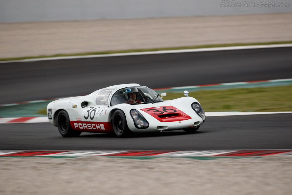 Porsche 910 - Chassis: 910-005   - 2018 Espiritu de Montjuic
