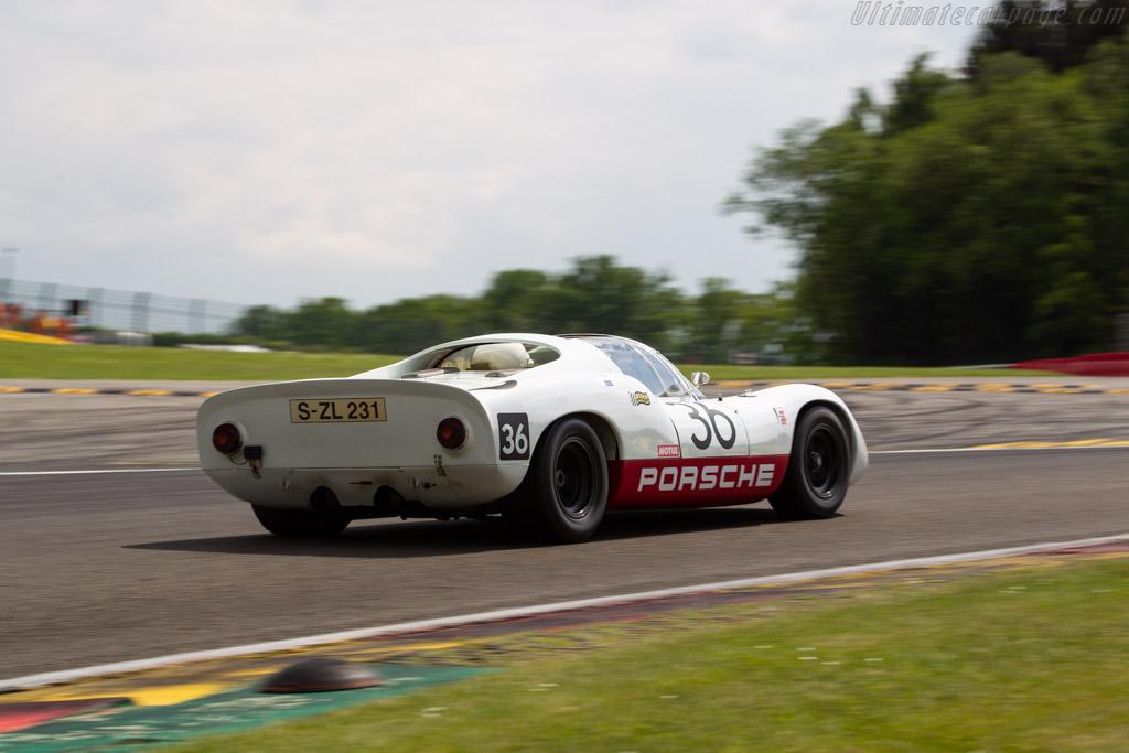 Porsche 910 - Chassis: 910-005   - 2018 Spa Classic