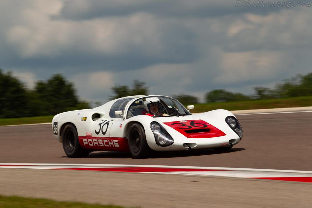 Porsche 910 - Chassis: 910-005   - 2018 Grand Prix de l'Age d'Or