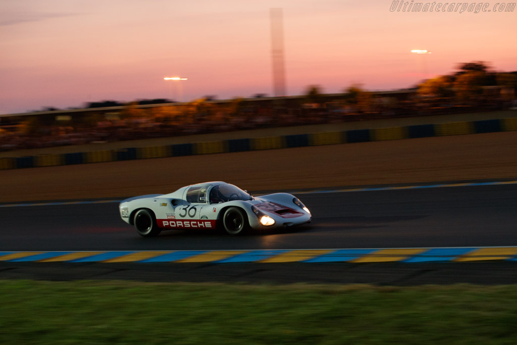 Porsche 910 - Chassis: 910-005   - 2018 Le Mans Classic