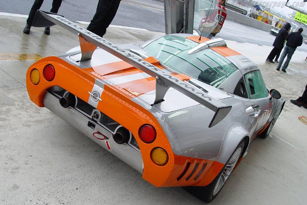 Spyker C8 Double 12 R - Chassis: XL9CC13F13Z363019   - 2003 Le Mans 1000 km