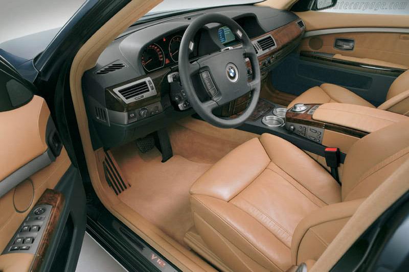 BMW E66 760Li