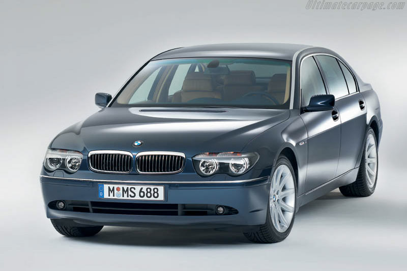 Click here to open the BMW E66 760Li gallery