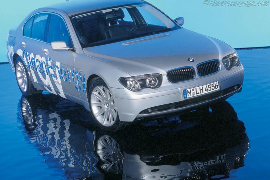 BMW E65 745H