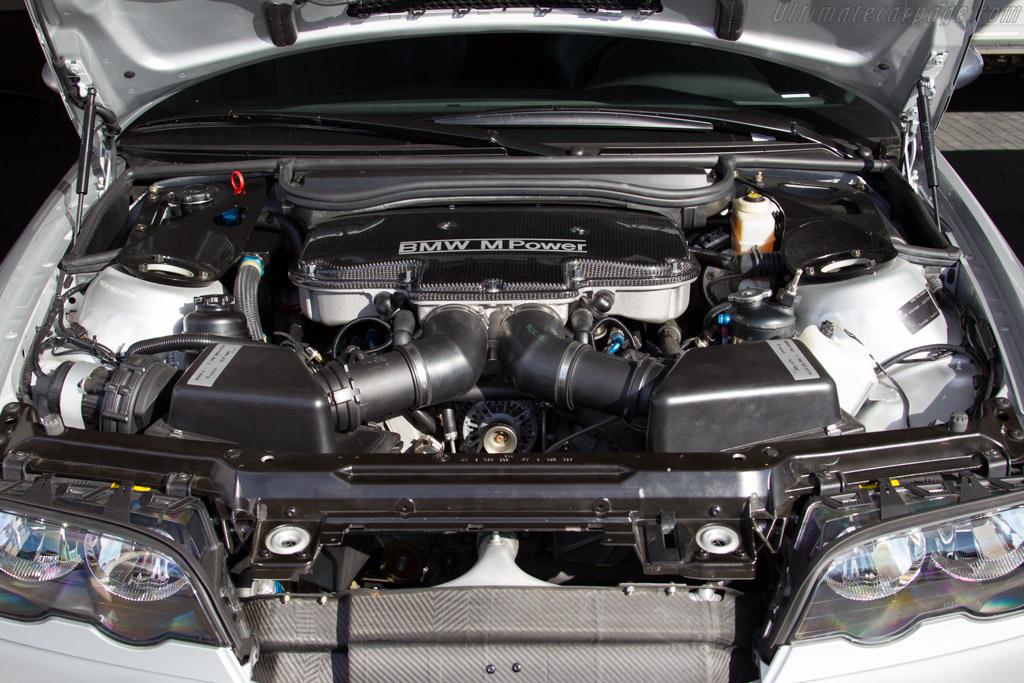 BMW M3 GTR Strassen Version - Chassis: WBSBL91060JP78986   - 2015 Monterey Motorsports Reunion