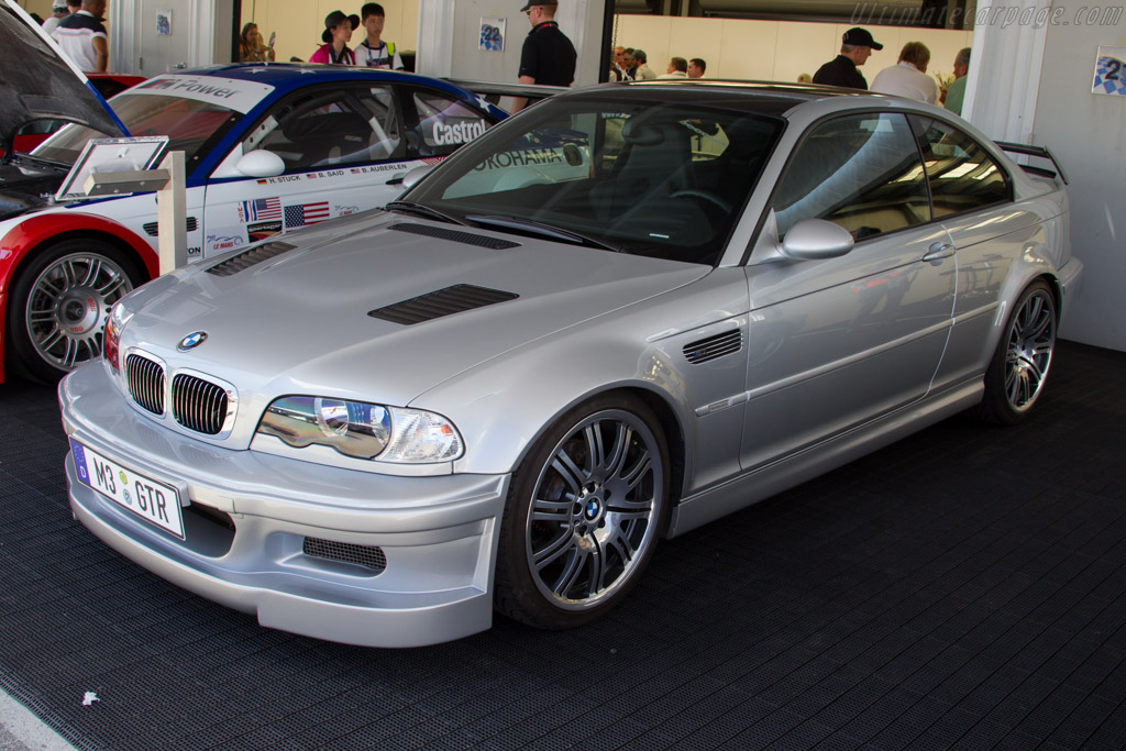 2001 Bmw M3 Gtr Strassen Version Images Specifications