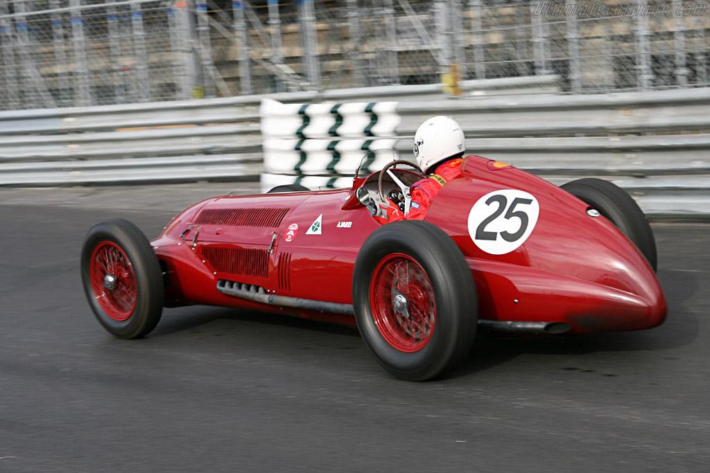 Alfa Romeo 12C 37 - Chassis: 51204   - 2006 Monaco Historic Grand Prix