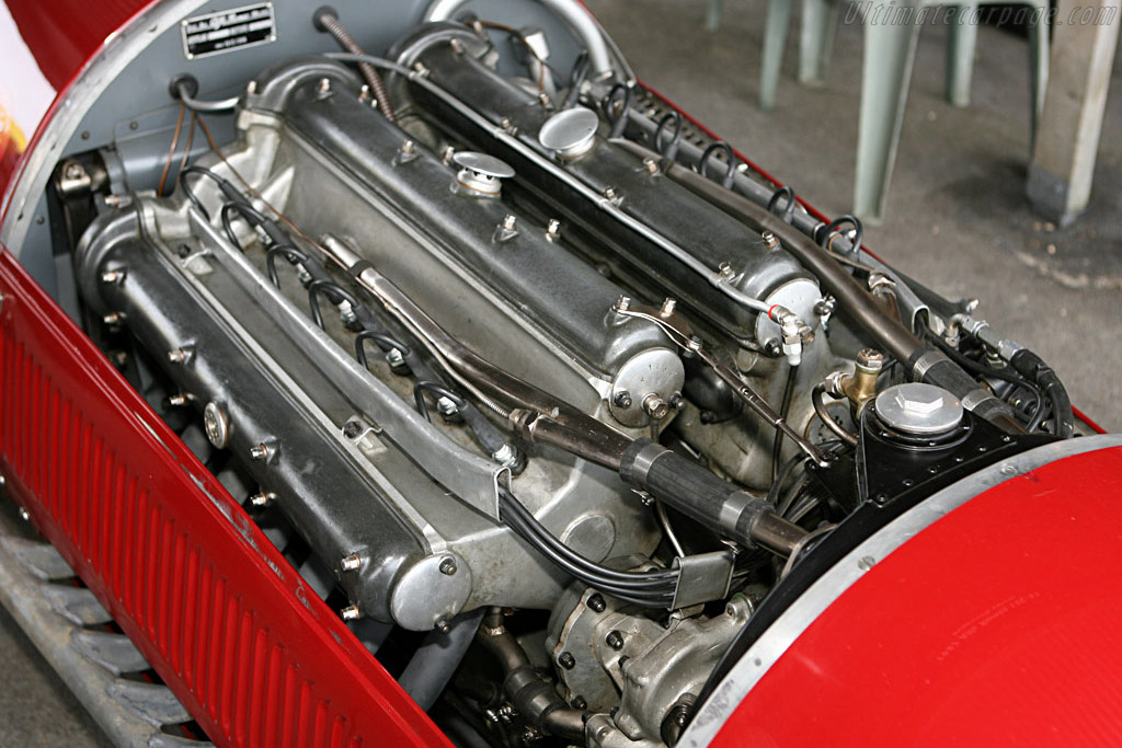 Alfa Romeo 12C 37 - Chassis: 51204  - 2006 Goodwood Revival