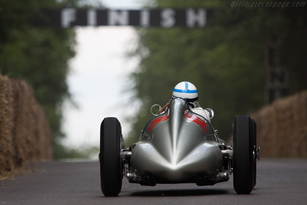 Mercedes-Benz W165 - Chassis: 449547/2   - 2011 Goodwood Festival of Speed
