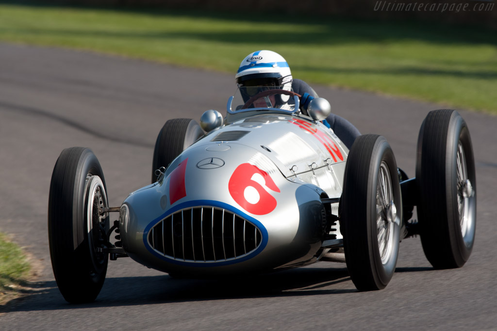 Click here to open the Mercedes-Benz W165 gallery