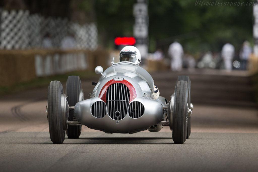 Mercedes-Benz W125 - Chassis: 190815   - 2017 Goodwood Festival of Speed