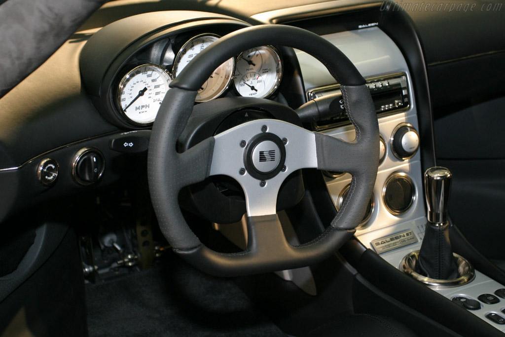 Saleen S7 Twin Turbo    - 2005 North American International Auto Show (NAIAS)