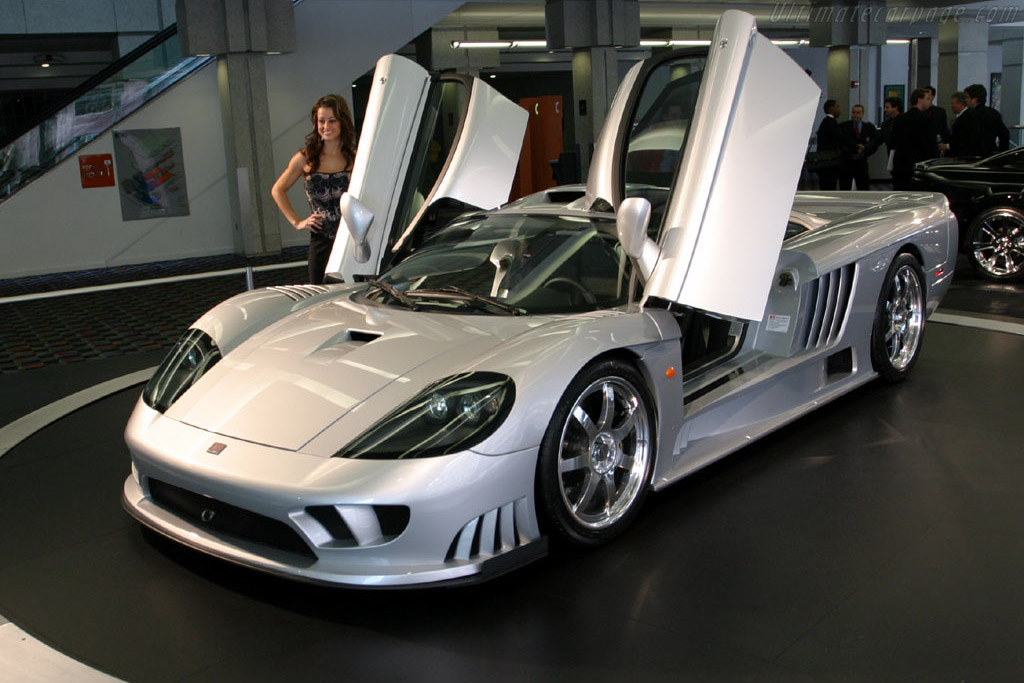 Saleen S7 Twin Turbo    - 2005 North American International Auto Show (NAIAS)