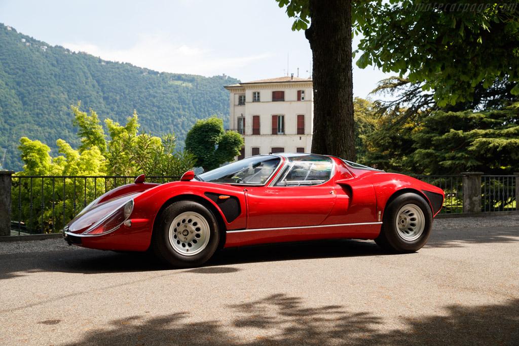 Alfa Romeo 33 Stradale - Chassis: 75033.110   - 2018 Concorso d'Eleganza Villa d'Este