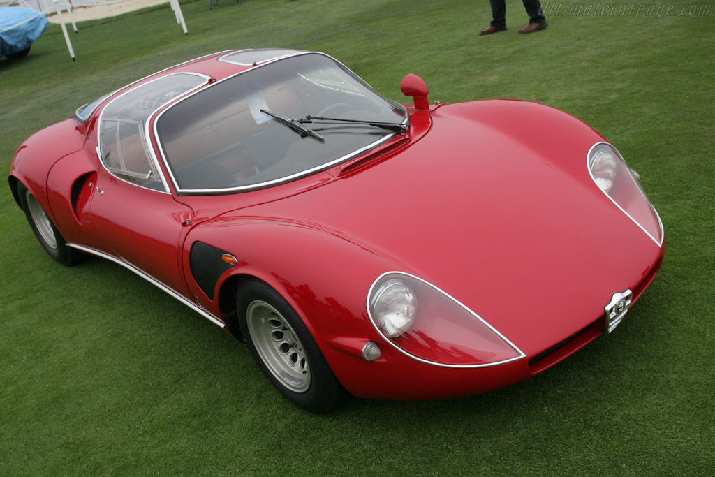 Alfa Romeo 33 Stradale - Chassis: 75033.113   - 2005 Pebble Beach Concours d'Elegance