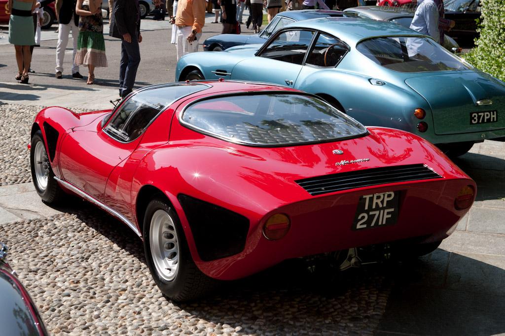 Alfa Romeo 33 Stradale Chassis 75033 104 2011