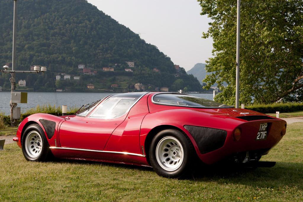 Alfa Romeo 33 Stradale - Chassis: 75033.104   - 2011 Concorso d'Eleganza Villa d'Este