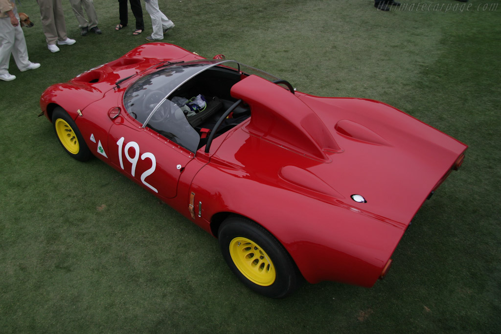 Alfa Romeo 33 'Periscopica' Spider - Chassis: 75033.003   - 2005 Pebble Beach Concours d'Elegance