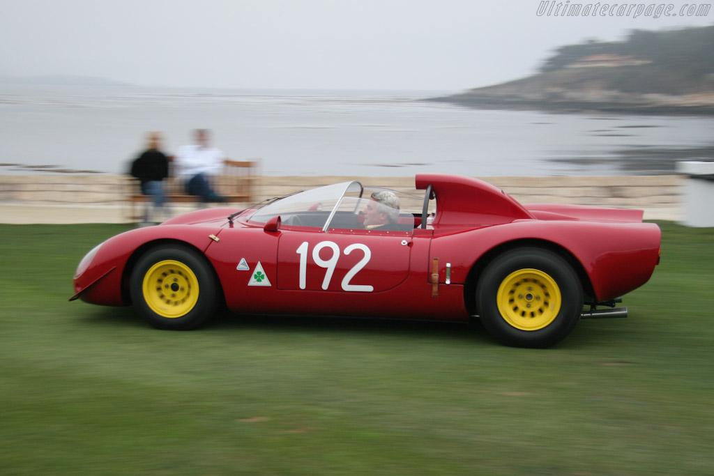 Alfa Romeo 33 'Periscopica' Spider - Chassis: 75033.003   - 2005 Pebble Beach Concours d'Elegance