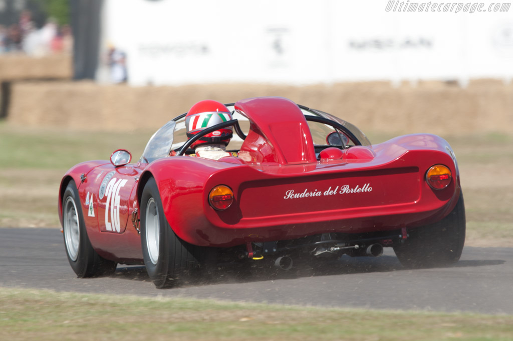 Alfa Romeo 33 'Periscopica' Spider - Chassis: 75033.001   - 2010 Goodwood Festival of Speed