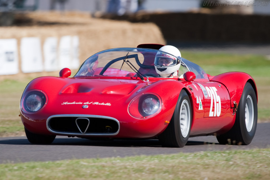 Alfa Romeo 33 'Periscopica' Spider - Chassis: 75033.001   - 2009 Goodwood Festival of Speed
