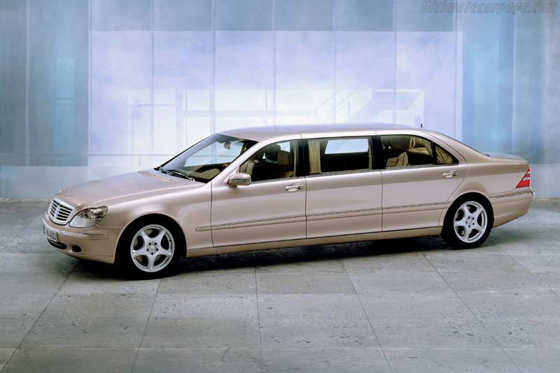 2000 mercedes benz s 600 pullman amg images for Mercedes benz s 600 amg