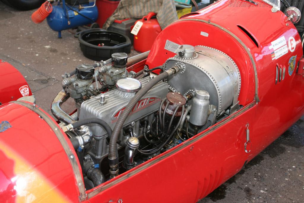 Cisitalia D46 - Chassis: 0027   - 2006 Monaco Historic Grand Prix