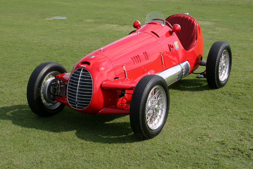 Click here to open the Cisitalia D46 gallery